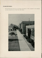 Page 8, 1948 Edition, Ceres High School - Cereal Yearbook (Ceres, CA) online yearbook collection