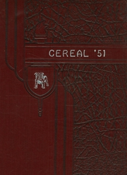 Page 1, 1951 Edition, Ceres High School - Cereal Yearbook (Ceres, CA) online yearbook collection