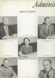 Page 8, 1956 Edition, Ceres High School - Cereal Yearbook (Ceres, CA) online yearbook collection
