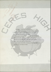 Page 6, 1966 Edition, Ceres High School - Cereal Yearbook (Ceres, CA) online yearbook collection