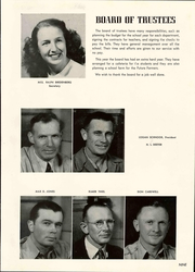 Page 15, 1948 Edition, Chowchilla Union High School - La Entrada Yearbook (Chowchilla, CA) online yearbook collection