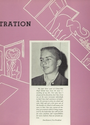 Page 11, 1958 Edition, Chowchilla Union High School - La Entrada Yearbook (Chowchilla, CA) online yearbook collection