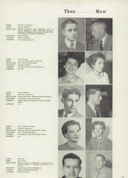 Page 17, 1958 Edition, Chowchilla Union High School - La Entrada Yearbook (Chowchilla, CA) online yearbook collection