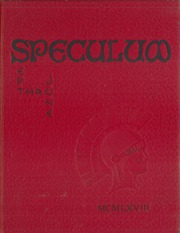 1968 Edition, Castle Park High School - Speculum Yearbook (Chula Vista, CA)
