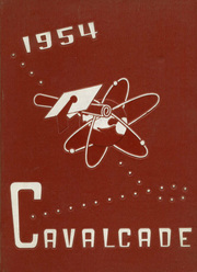 1954 Edition, Clovis High School - Cavalcade Yearbook (Clovis, CA)