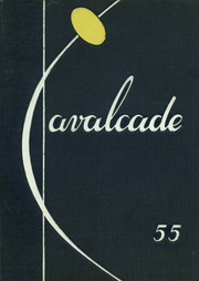 1955 Edition, Clovis High School - Cavalcade Yearbook (Clovis, CA)