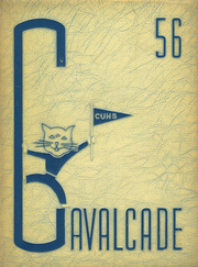 Page 1, 1956 Edition, Clovis High School - Cavalcade Yearbook (Clovis, CA) online yearbook collection