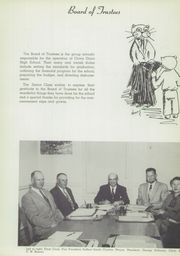 Page 11, 1956 Edition, Clovis High School - Cavalcade Yearbook (Clovis, CA) online yearbook collection