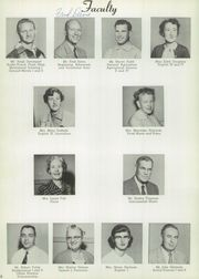 Page 16, 1956 Edition, Clovis High School - Cavalcade Yearbook (Clovis, CA) online yearbook collection