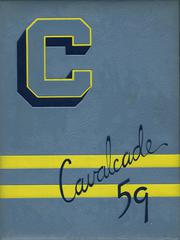 1959 Edition, Clovis High School - Cavalcade Yearbook (Clovis, CA)