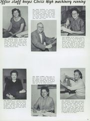 Page 15, 1960 Edition, Clovis High School - Cavalcade Yearbook (Clovis, CA) online yearbook collection