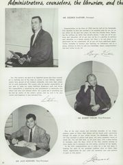Page 16, 1960 Edition, Clovis High School - Cavalcade Yearbook (Clovis, CA) online yearbook collection