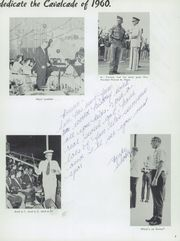 Page 9, 1960 Edition, Clovis High School - Cavalcade Yearbook (Clovis, CA) online yearbook collection