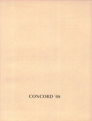Page 11, 1968 Edition, Concord High School - Musket Yearbook (Concord, CA) online yearbook collection