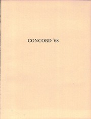 Page 5, 1968 Edition, Concord High School - Musket Yearbook (Concord, CA) online yearbook collection