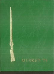 Page 1, 1974 Edition, Concord High School - Musket Yearbook (Concord, CA) online yearbook collection