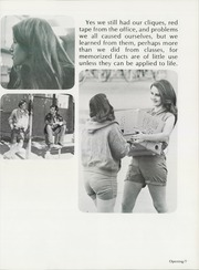 Page 11, 1974 Edition, Concord High School - Musket Yearbook (Concord, CA) online yearbook collection