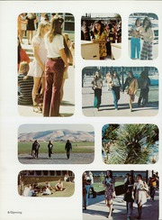 Page 12, 1974 Edition, Concord High School - Musket Yearbook (Concord, CA) online yearbook collection