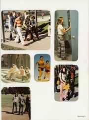 Page 9, 1974 Edition, Concord High School - Musket Yearbook (Concord, CA) online yearbook collection