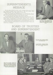 Page 11, 1954 Edition, Mount Diablo High School - Diablo Yearbook (Concord, CA) online yearbook collection