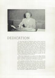 Page 9, 1954 Edition, Mount Diablo High School - Diablo Yearbook (Concord, CA) online yearbook collection