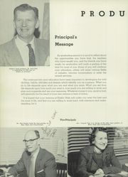 Page 10, 1956 Edition, Mount Diablo High School - Diablo Yearbook (Concord, CA) online yearbook collection