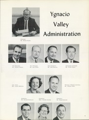 Page 11, 1965 Edition, Ygnacio Valley High School - I Eshu Yearbook (Concord, CA) online yearbook collection