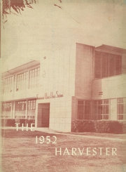 Page 1, 1952 Edition, Corcoran High School - Harvester Yearbook (Corcoran, CA) online yearbook collection