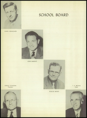 Page 10, 1952 Edition, Corcoran High School - Harvester Yearbook (Corcoran, CA) online yearbook collection