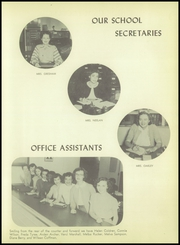 Page 13, 1952 Edition, Corcoran High School - Harvester Yearbook (Corcoran, CA) online yearbook collection