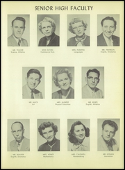 Page 15, 1952 Edition, Corcoran High School - Harvester Yearbook (Corcoran, CA) online yearbook collection