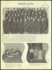 Page 16, 1952 Edition, Corcoran High School - Harvester Yearbook (Corcoran, CA) online yearbook collection