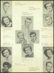 Page 17, 1952 Edition, Corcoran High School - Harvester Yearbook (Corcoran, CA) online yearbook collection