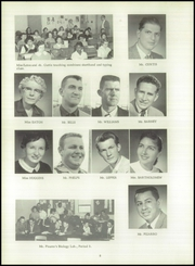 Page 12, 1958 Edition, Corcoran High School - Harvester Yearbook (Corcoran, CA) online yearbook collection