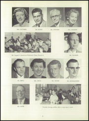 Page 13, 1958 Edition, Corcoran High School - Harvester Yearbook (Corcoran, CA) online yearbook collection