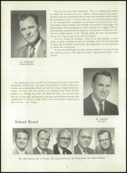 Page 8, 1958 Edition, Corcoran High School - Harvester Yearbook (Corcoran, CA) online yearbook collection