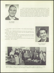 Page 9, 1958 Edition, Corcoran High School - Harvester Yearbook (Corcoran, CA) online yearbook collection