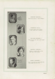 Page 13, 1926 Edition, Courtland Union High School - La Perita Yearbook (Courtland, CA) online yearbook collection