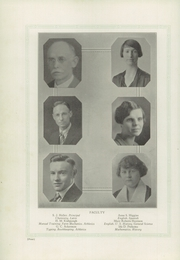 Page 6, 1926 Edition, Courtland Union High School - La Perita Yearbook (Courtland, CA) online yearbook collection