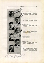 Page 13, 1934 Edition, Courtland Union High School - La Perita Yearbook (Courtland, CA) online yearbook collection