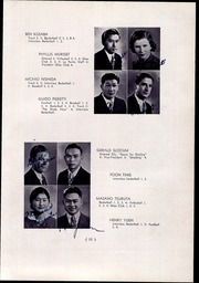 Page 17, 1935 Edition, Courtland Union High School - La Perita Yearbook (Courtland, CA) online yearbook collection