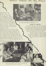 Page 11, 1950 Edition, Courtland Union High School - La Perita Yearbook (Courtland, CA) online yearbook collection