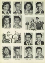 Page 16, 1950 Edition, Courtland Union High School - La Perita Yearbook (Courtland, CA) online yearbook collection