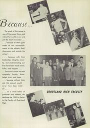 Page 7, 1950 Edition, Courtland Union High School - La Perita Yearbook (Courtland, CA) online yearbook collection