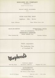 Page 85, 1950 Edition, Courtland Union High School - La Perita Yearbook (Courtland, CA) online yearbook collection