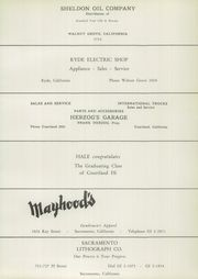 Page 87, 1950 Edition, Courtland Union High School - La Perita Yearbook (Courtland, CA) online yearbook collection
