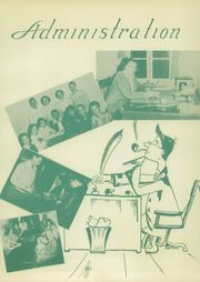 Page 9, 1950 Edition, Courtland Union High School - La Perita Yearbook (Courtland, CA) online yearbook collection