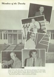 Page 14, 1956 Edition, Courtland Union High School - La Perita Yearbook (Courtland, CA) online yearbook collection