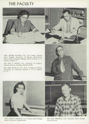 Page 13, 1958 Edition, Courtland Union High School - La Perita Yearbook (Courtland, CA) online yearbook collection