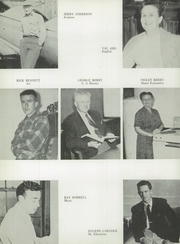 Page 14, 1955 Edition, Del Norte High School - Warrior Yearbook (Crescent City, CA) online yearbook collection